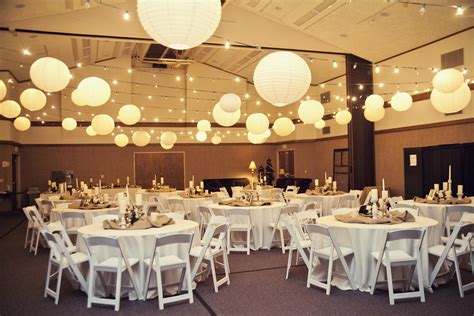 Wedding Reception Decorations by Beehive Salon Wedding