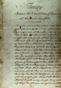 Louisiana Purchase Treaty