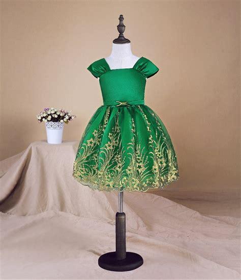 Wk100556 Baju Import jual baju pesta anak import exclusive dress