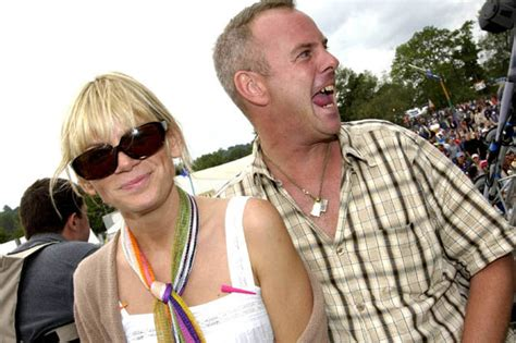 OMG! Zoe Ball has split with Fatboy Slim after 18 years of ...