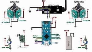 Simple Drone Circuit Diagram