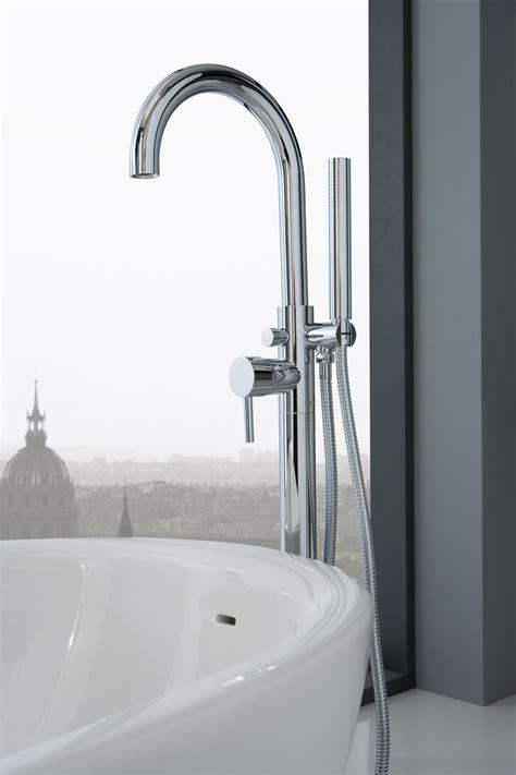 immersion robinet pour baignoire 224 fixation au sol by