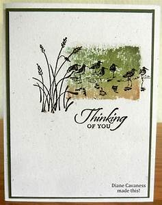 All Things Stampy: Masculine card with Wetlands