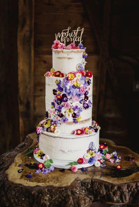 ideas  edible flowers cake  pinterest