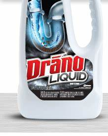 Clogged Drain Clogged Drains By Drano