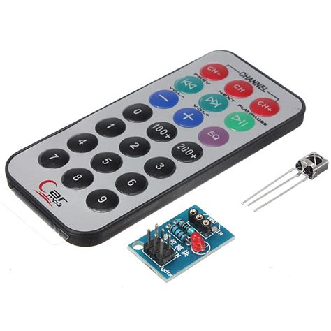 Buy Receiver Nec Code Infrared Remote Control