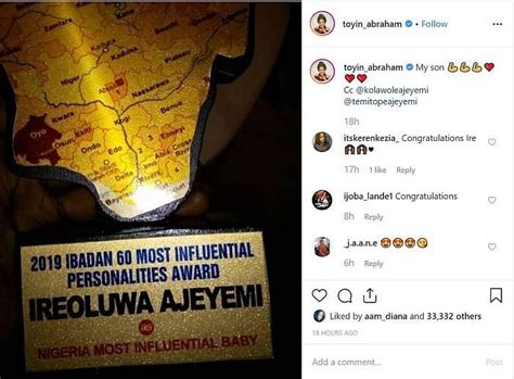 OFFICIAL! Toyin Abraham's child becomes 'Nigeria's Most ...