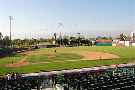 Panoramio - Photo of Inland Empire 66ers - San Manuel Stadium