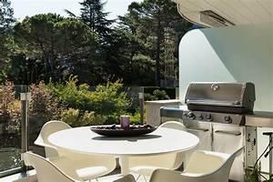 Gewächshaus Einrichten Boden : grillecke auf dem balkon einrichten 3 kreative gestaltungsideen f r barbecue liebhaber ~ Orissabook.com Haus und Dekorationen