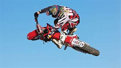 Motocross Bull Honda Fondos Wallpapers Racing Freestyle
