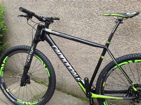 2016 cannondale f si hi 2016 cannondale f si hi mod team size xl price drop for
