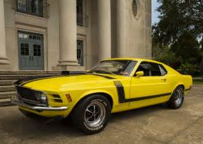 He Owned This 1970 Ford Mustang Boss 302