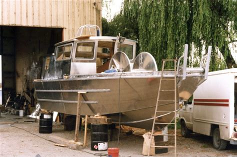 Bowpicker Boat by J Ltd Marine Designers And Consultants 28ft