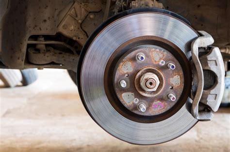 When Should I Replace My Brake Rotors?