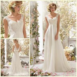 perfect beach wedding dresses pictures ideas guide to With buy beach wedding dress