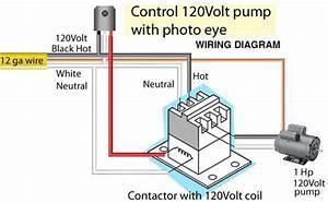 120 Vac Relay Wiring Diagram