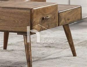 Table Basse Bois Brut : table basse bois brut ikea ~ Melissatoandfro.com Idées de Décoration