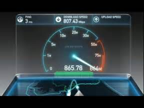adsl speed test korea speed test