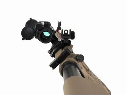 Canted Sights Dot Close Range Would