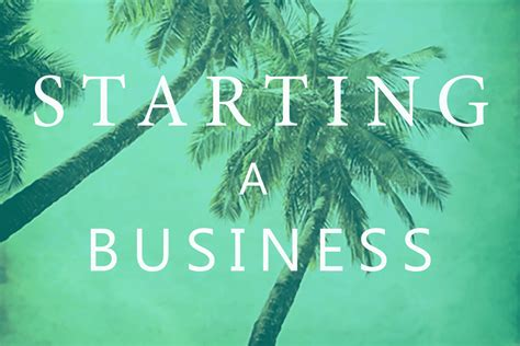 Starting A Business In Pr