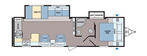 travel trailer floor plans with outdoor kitchen popular travel trailer floor plans cing world