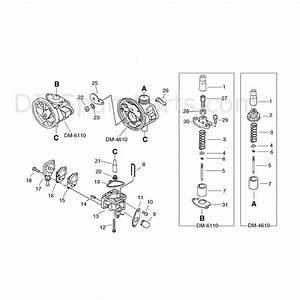 Stihl Br 600 Carburetor Diagram