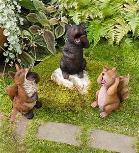 animal garden zen dog garden sculpture zen garden With garden animals