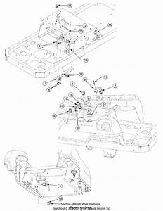 Troy Bilt 17af2acp711 Mustang Rzt 50  2007  Parts Diagram