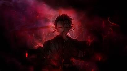 Tanjirou Kamado Yaiba Kimetsu Slayer Demon Anime