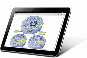 Visio Viewer For A Tablet