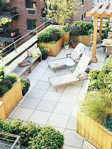 Pflanzen Für Dachterrasse : 1001 ideen f r die moderne terrassengestaltung ~ Michelbontemps.com Haus und Dekorationen
