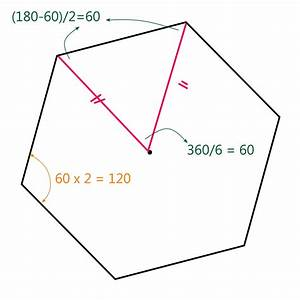 Free Worksheets » Picture Of A Hexagon Shape - Free Math ...