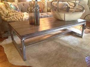 Coffee Table: Modern Rustic Coffee Table Top 10 Images ...