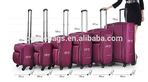alibaba express  size waterproof airport travel