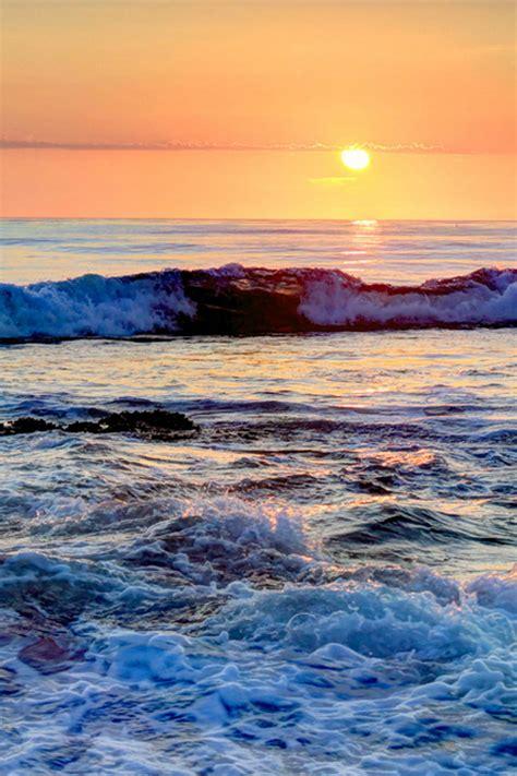 Jolla Sunset San Diego California Jade Murray