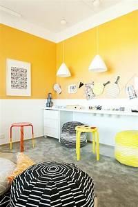 Wandfarbe Für Kinderzimmer : bunte wandfarbe zur auswahl f r ihr ganz pers nliches ~ Lizthompson.info Haus und Dekorationen