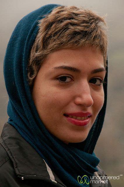 Iranian Woman A Portrait Masuleh Iran Iranian Women