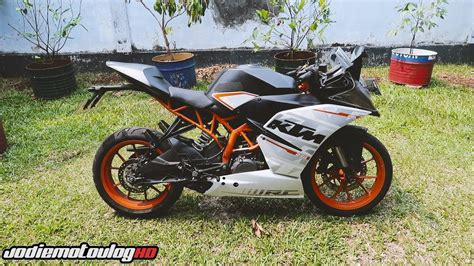 Review Ktm Rc 250 by Review Ktm Rc 250 2017 Indonesia