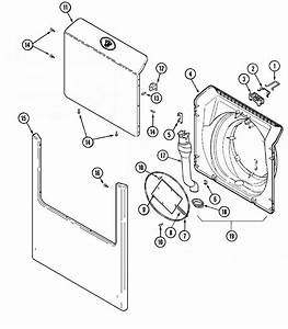 Whirlpool Cabrio Washer Parts Diagram  U2014 Untpikapps