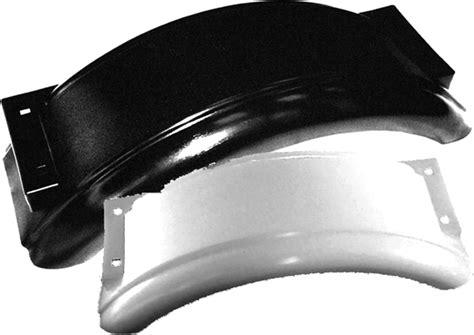 Boat Trailer Fenders Canada by Black Plastic Trailer Fender 17033 Tie Engineering