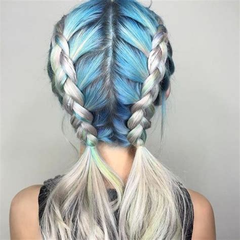 Best Double Hair Color Ideas For Summer