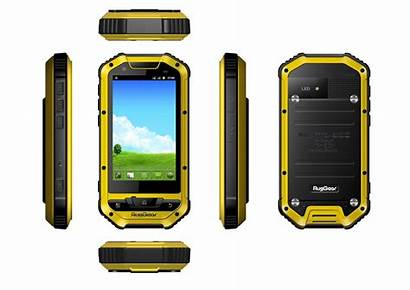 Ruggear Rugged Pda Phone Smartphone Specifications Elite