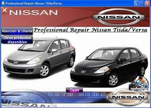 Manual De Taller Y Reparacion Nissan Tiida 2006