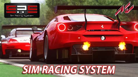 sim racing system sim racing system assetto corsa ger t500rs 488 gt3 monza
