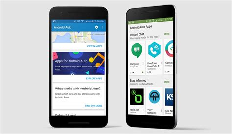 application android auto taking a ride with android auto sitepoint