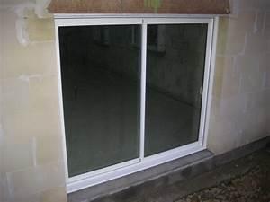 Porte Intérieure Vitrée Brico Depot : montage baie vitr e brico depot ~ Dailycaller-alerts.com Idées de Décoration