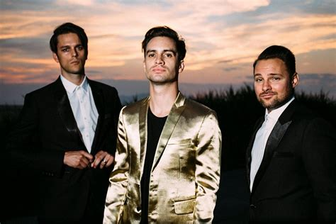 Watch Panic! At The Disco Perform On The Late Late Show