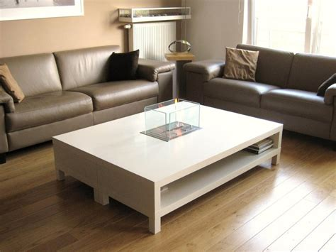 table with fireplace tabletop bioethanol fireplaces contemporary elements