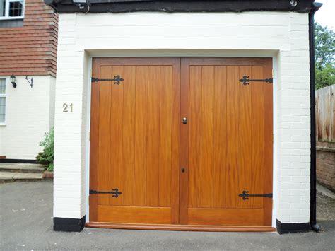 wood garage doors wooden doors wooden doors external uk