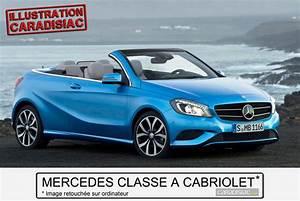Mercedes Classe A 2014 : mercedes pr pare un cabriolet classe a pour 2014 ~ Medecine-chirurgie-esthetiques.com Avis de Voitures
